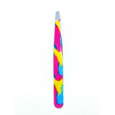 Pinzeta kosmetická  (barvy) 9 cm S