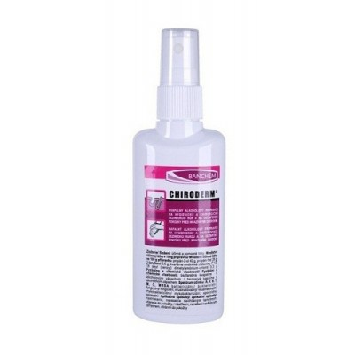 Chiroderm spray 115ml