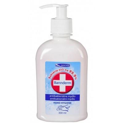 BANNderm tekuté mýdlo s antibakt. Přísadou 300 ml