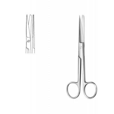 Nůžky chirurgické hrotnato tupé rovné 14 cm S/M
