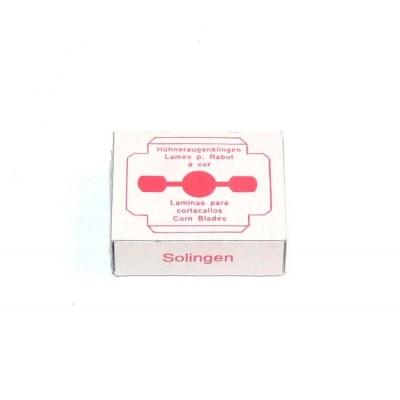 Žiletky Solingen k seřezávači 10ks