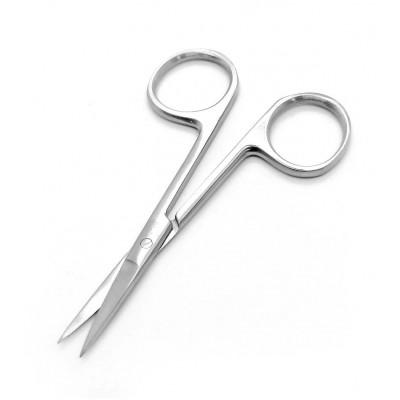 Nůžky na nehty rovné jemné 9 cm S/M